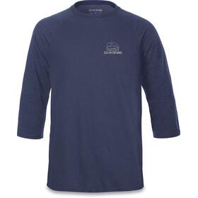Dakine Well Rounded T-Shirt Heren blauw